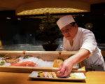 Kani Sushi Kato Chef