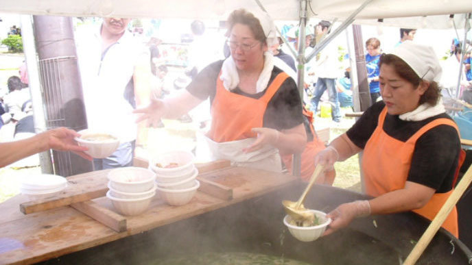 2 Shakotan Soran Ajimi Matsuri June Festival