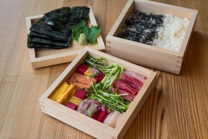 5 Kinds Of Temaki