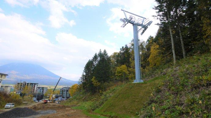 Ace Family New Lift Construction
