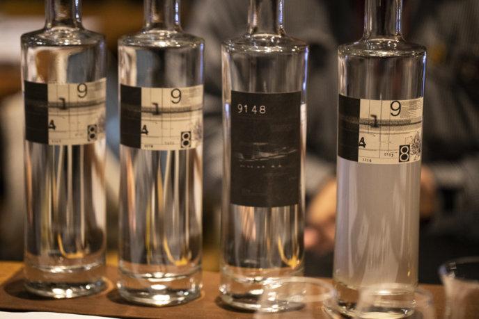 Benizakura Distillery