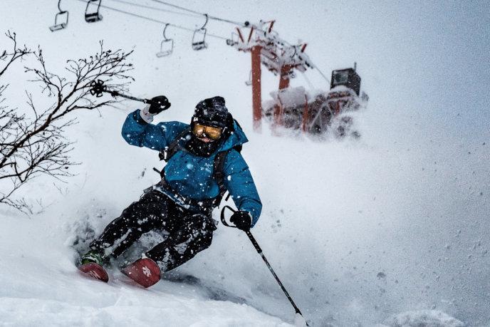 Christmas Day Ski 432