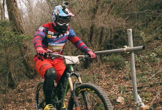 Downhill Series Mtb Race Japan Video Screenshot 2