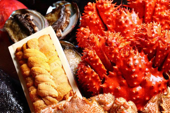 Food At Robata Niseko Naniwatei 2
