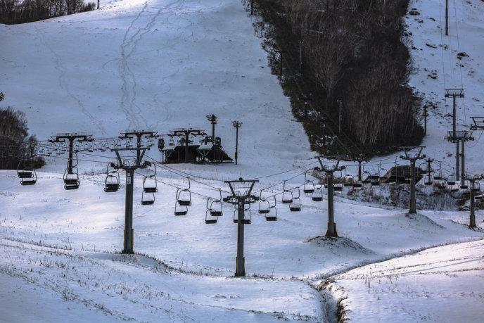 Grand Hirafu Ski Lifts