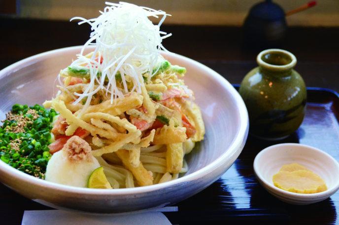 Homemade Udon Gokoro