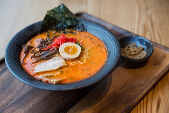 Hakata Ramen Spicy Miso