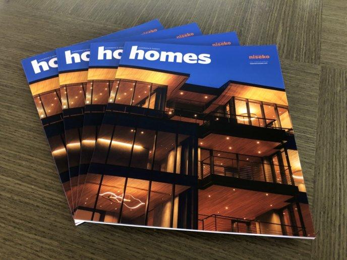 The 2019/20 Experience Niseko Homes magazine