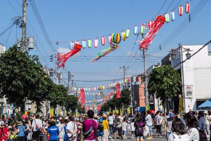 Kutchan Town Jaga Matsuri Potato Festival 2017 4755