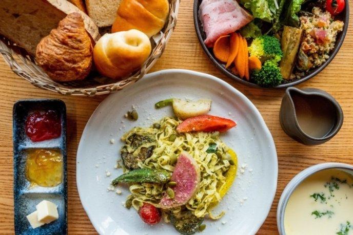 Lunch Buffet Summer 2019 Kumo Lr 1012