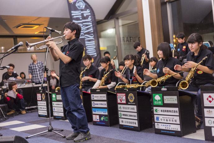 Mt Yotei Jazz School,