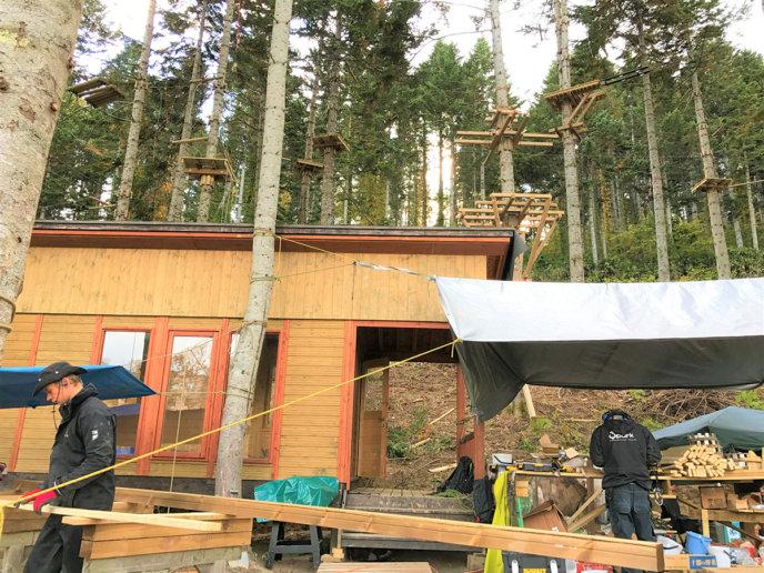 Nac Tree Trekking In Progress