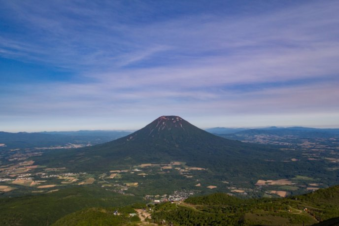 Niseko Annupuri Hike June 18 2017 1