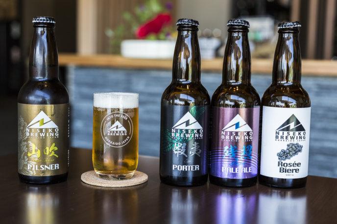 Niseko Brewing Beer
