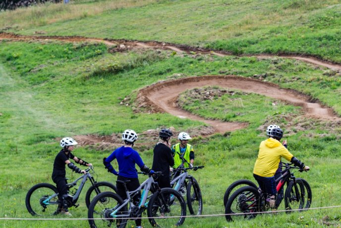 Niseko Nine Grand Hirafu Flow Trail Mtb School 15