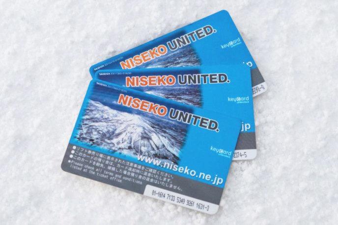 Niseko United Lift Pass