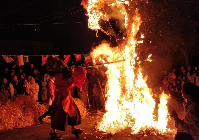 Shakotan Fire Festival Hi Matsuri 2017 9