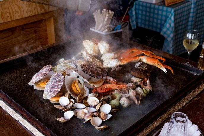 Sutsu Oyster Village Lr 69