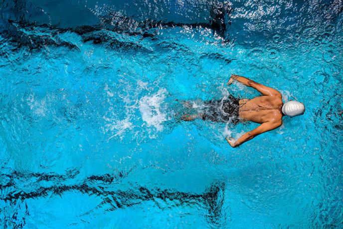 Swimming Lr