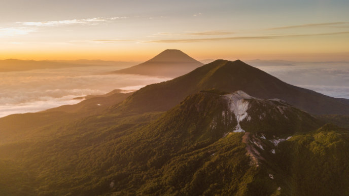 Yotei Sunrise From Chisenupuri 7 27 18 Lo Res 1