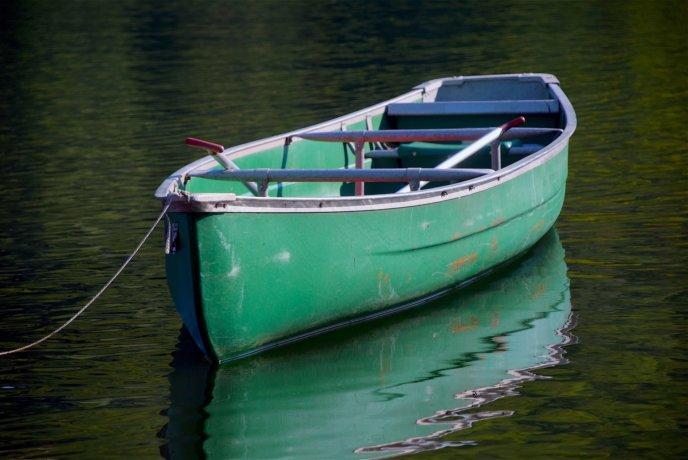 Canoe 1657069 Pixabay Canoeing Summer Stock Image