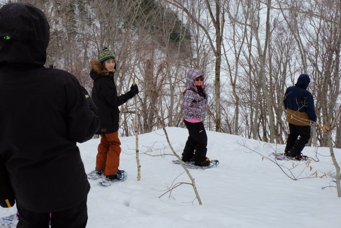 Edit Snow Shoeing 6