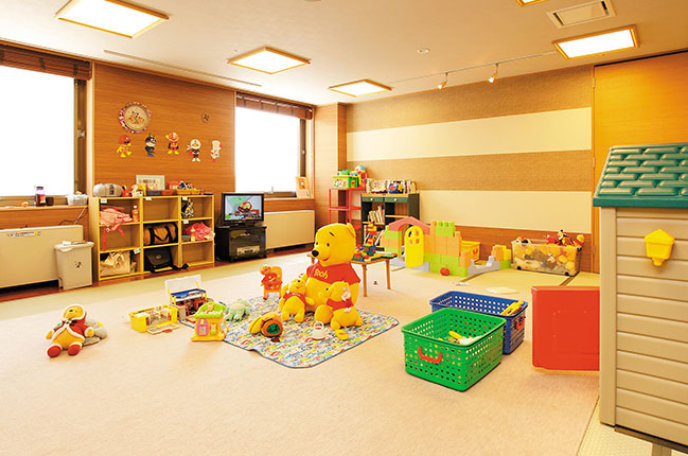 Hotel Niseko Alpen Kids Room