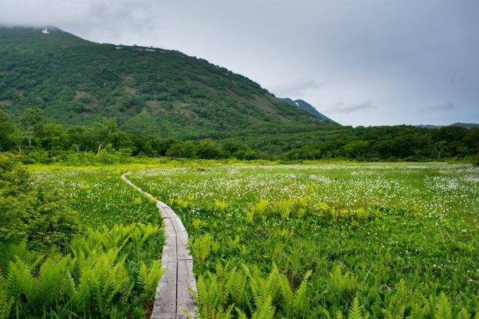 kagami numa hike hiking