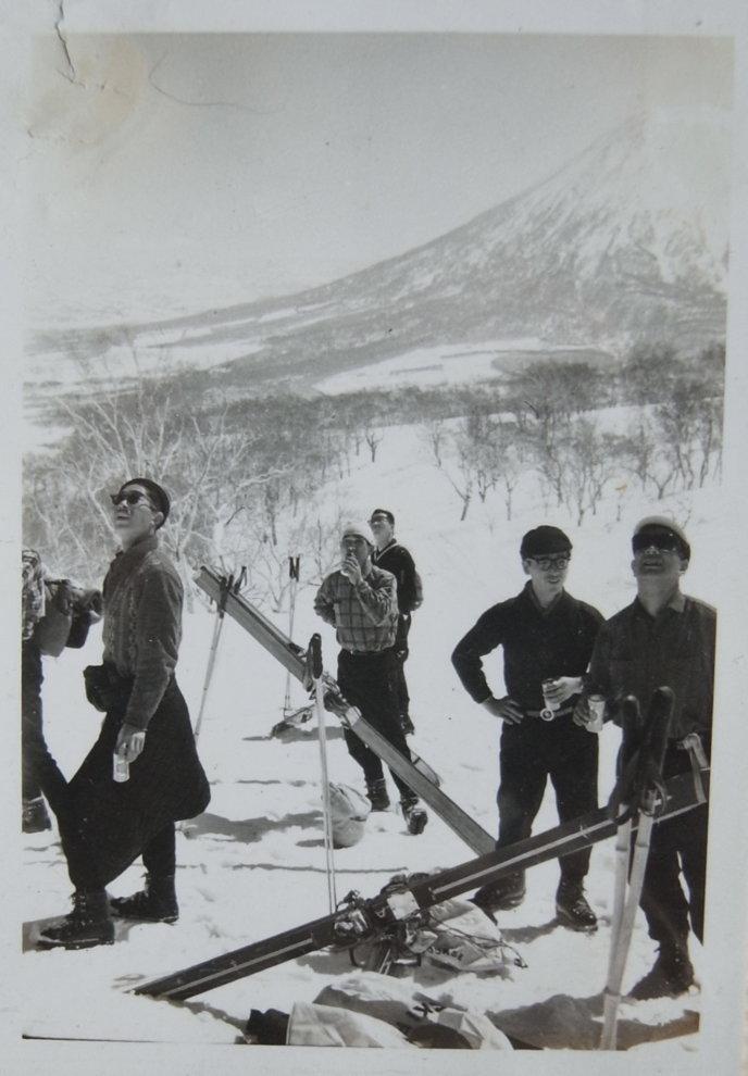 Kutchan Skiers 1957
