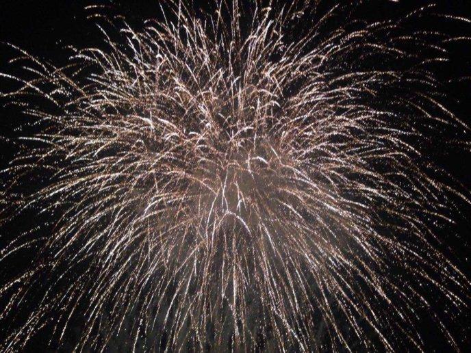 Niseko Town Summer Firework Festival 2016