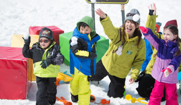 Niseko Village Niseko Kids Snow School