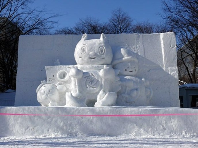 Sapporo Asian Winter Games Made By Sapp City Boe Image Credit Snow Fes