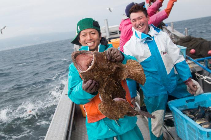 Shinichi Maeda Fishing Trip