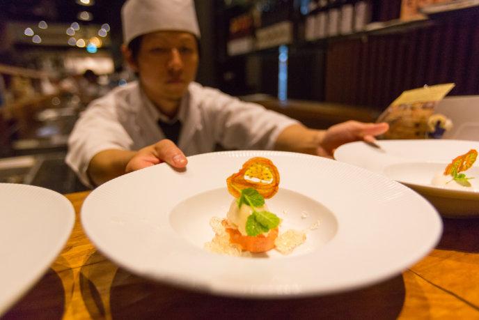 Shinichi Maeda Kitchen