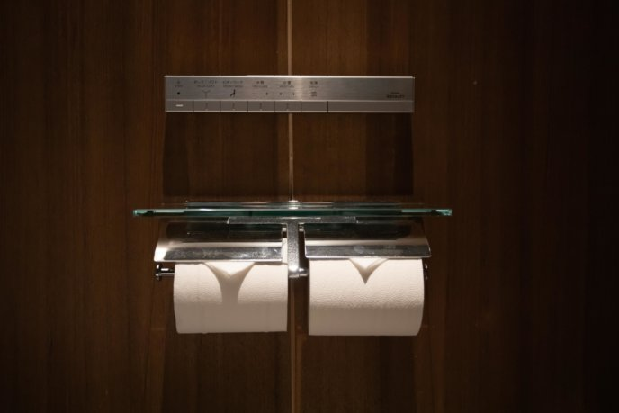 Skye Niseko Public Toilet Controls Lr