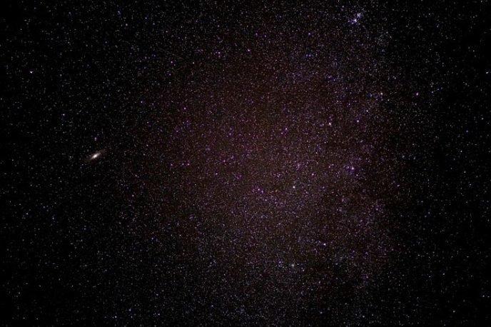 Starry Sky in Niseko