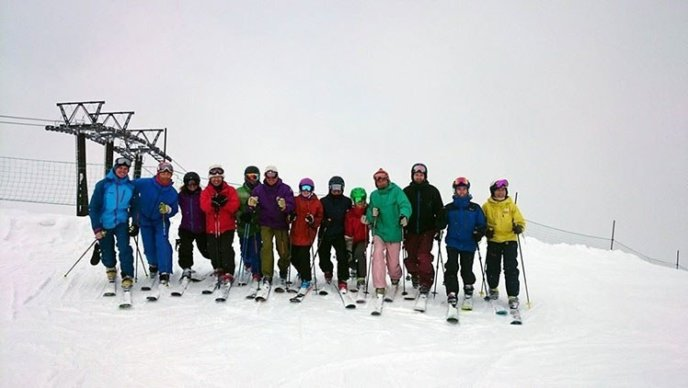 Telemark Group Niseko 3