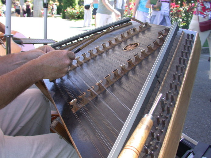 Wikipedia Hammered Dulcimer