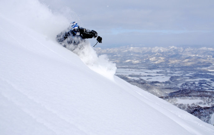Wicked Winter Powder