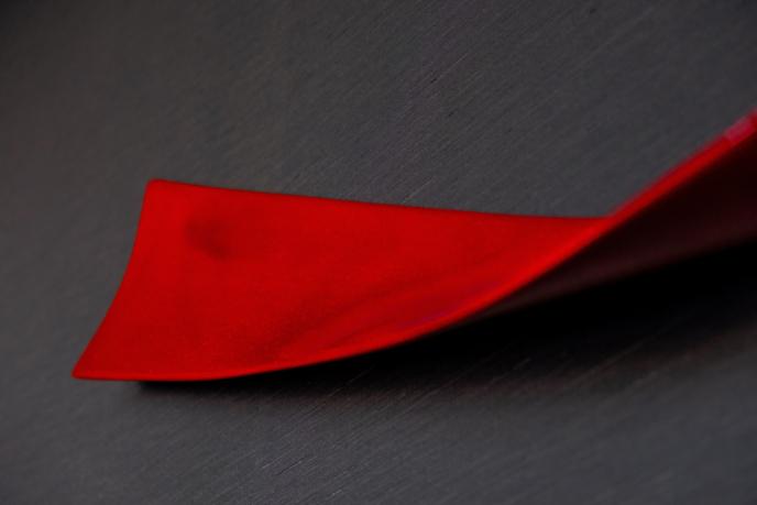 An Dining Red Sculptures Lr 806