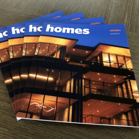 Experience Niseko Homes Magazine: Out Now!