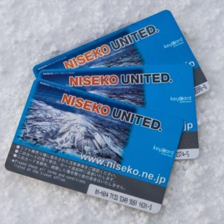 ニセコ全山ーオンラインリフト券販売