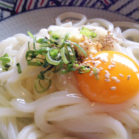 Stay Cool this Summer with Cold Udon Noodles