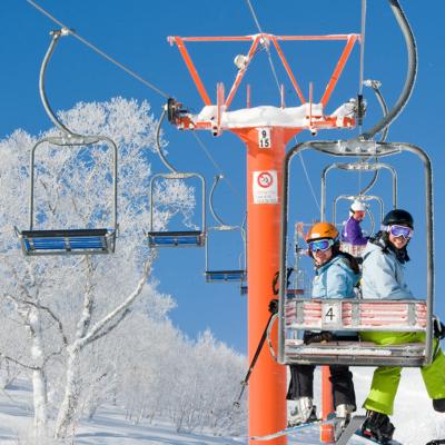 12. Take a ski lesson
