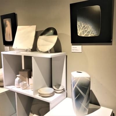 Kiyoe Niseko Gallery Hirafu Kutchan Ceramics And Coffee Event Ceramic Display 4