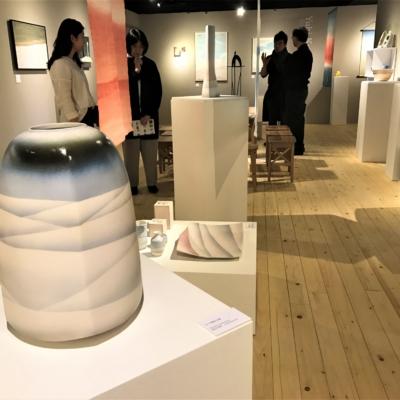 Kiyoe Niseko Gallery Hirafu Kutchan Ceramics And Coffee Event Ceramic Display 5