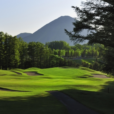 8 Rusutsu Wood Golf Course
