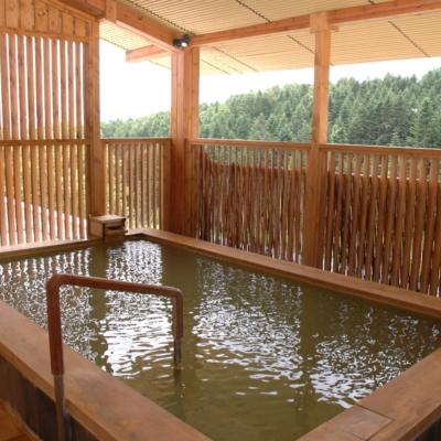Hotel Niseko Alpen Onsen Outdoor Pool 2 Rotenburo
