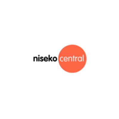 Niseko Central Gallery Display Logo