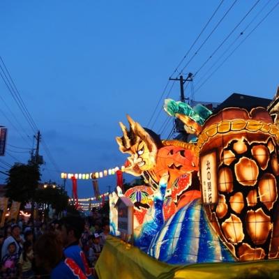 Kutchan Town Jaga Matsuri Potato Festival 2017 2